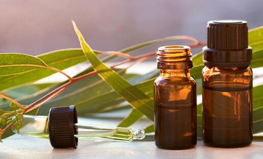 vahos con aceite esencial de eucalipto